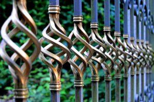installer clôture jardin